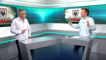 Der FCA-Talk mit Ruedi Kuhn und Sebastian Wendel über die Zukunft des Schweizer Profifussballs in Corona-Zeiten