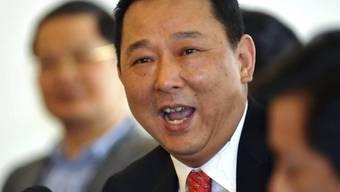 Liu Han zählte zu den 100 reichsten Chinesen (Archiv)