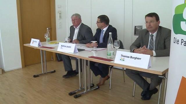 Einzigartiger bürgerlicher Schulterschluss: Die Aargauer SVP, FDP und CVP gehen bei den Wahlen im Herbst eine Listenverbindung ein. Besonders die CVP könnte davon profitieren.
