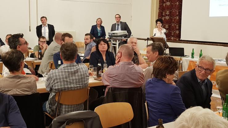 Delegiertenversammlung der CVP Solothurn am 23.04.19