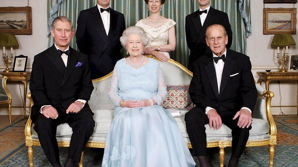 Prinz Charles: Philip wollte als eigenständige Person erinnert werden