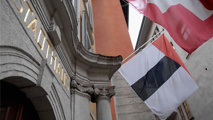 Im Stadthaus wird nun fürs 2018 mit dem Steuerfuss von 92 Prozent budgetiert.