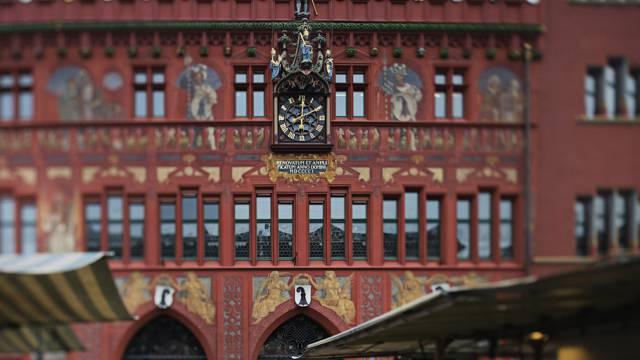 Bereits vor Ende 2016 soll beim Basler Rathaus ein Hotspot errichtet werden.