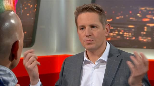 TalkTäglich zur Staatsaffäre Böhmermann mit Satiriker Andreas Thiel