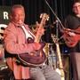 Lucky Peterson bei seinem Comeback-Konzert am 16. Oktober 2019 am Fricktaler Bluesfestival.