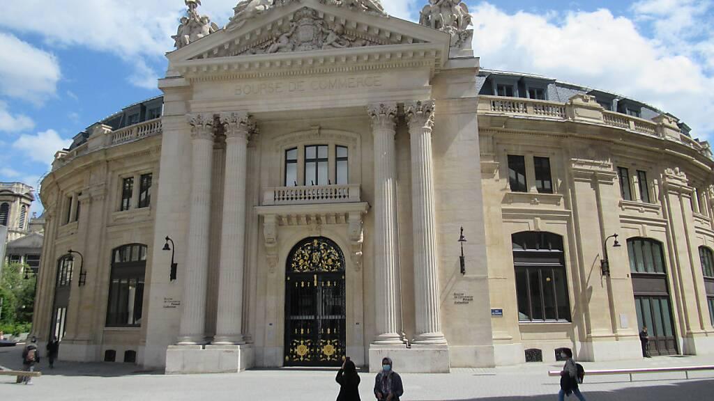 Pinault-Museum in Paris feiert Eröffnung
