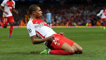 Kylian Mbappé traf gegen Nantes zweimal