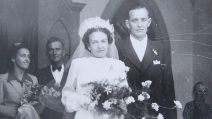 Maria Zubler feiert ihren 100. Geburtstag