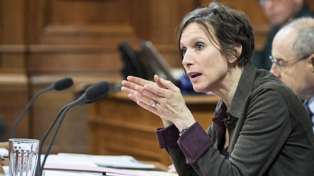 FDP-Müller zu Bruderer-Rücktritt