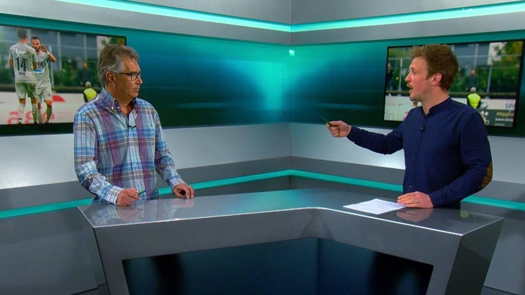 «Jäckle ist die defensive Lebensversicherung des FC Aarau»: Die Sportreporter Ruedi Kuhn und Sebastian Wendel diskutieren über die wertvollsten Spieler
