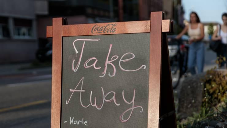 Viele Restaurants haben auf Take-Away umgestellt. Doch nicht alle profitieren gleich viel vom Angebot.