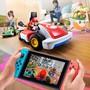 Das neue « Mario Kart Live» auf der Nintendo Switch.