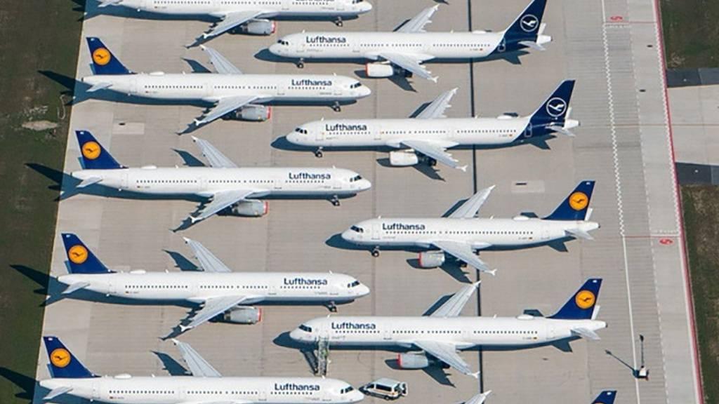 Die Gespräche über ein milliardenschweres Programm zur Unterstützung der deutschen Fluggesellschaft Lufthansa, Muttergesellschaft der Swiss, kommen voran. (Archivbild)