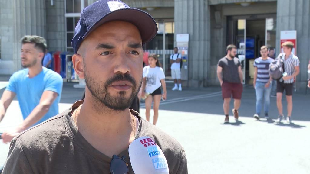 Proteste gegen Polizeigewalt: Journalist auf dem Weg zur Arbeit in Biel angehalten