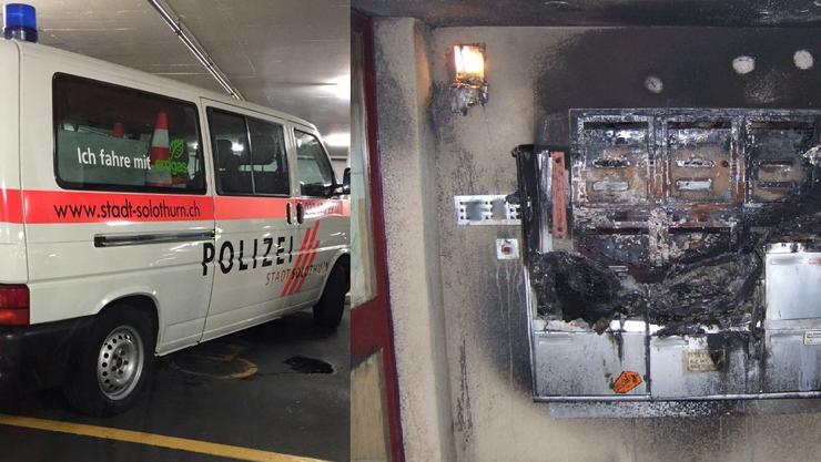 Die Kapo Solothurn berichtet von keinen nennenswerten Vorfällen am 1.August - im Kanton Bern hingegen wurden sogar gesprengte Briefkästen gemeldet. (Symbolbild)