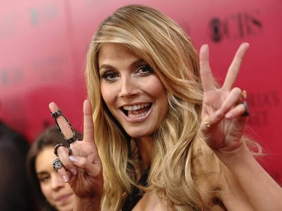 Und Heidi, die jetzt Heidi Samuel heisst, war dabei wieder gewohnt guter Laune.
