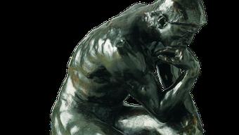 Auguste Rodin und Jean Arp in der Fondation Beyeler