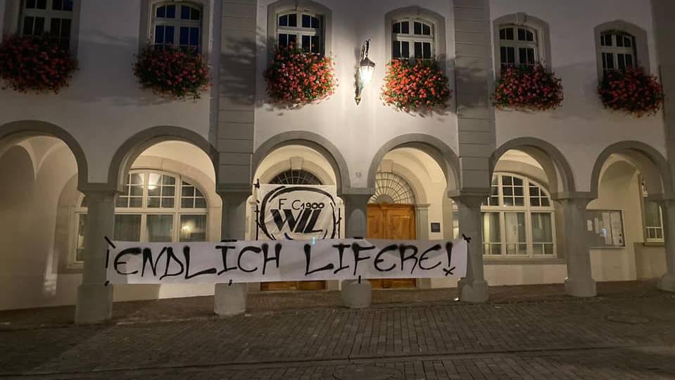 FC WiL_Rathaus