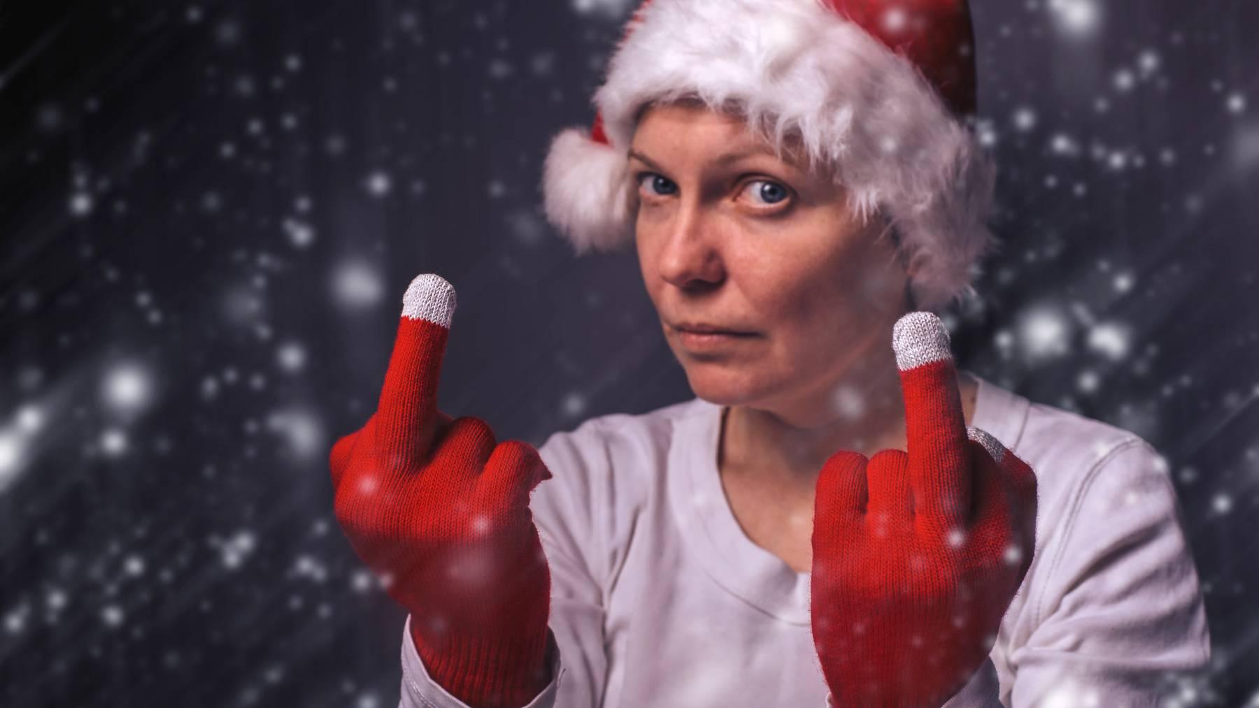 Nicht jeder mag Weihnachten