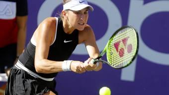 Belinda Bencic muss sich auf Mallorca im Final knapp geschlagen geben