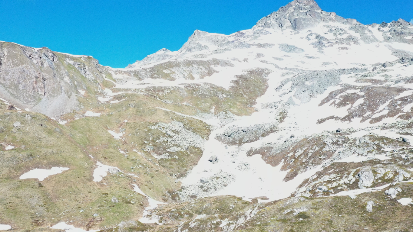 Graubünden Flugzeugabstürze Bivio