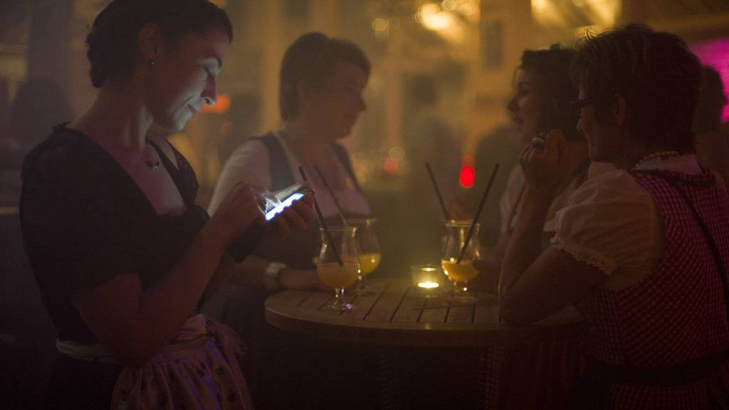 """Villa Wahnsinn"": Bald spielende Kinder statt trinkende Partygänger."