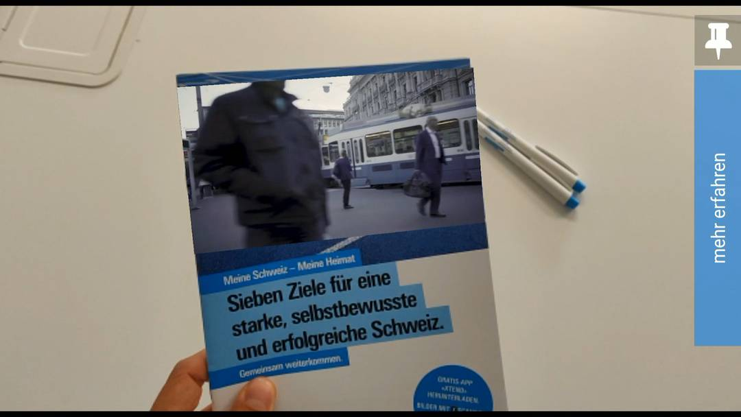 FDP-Broschüre