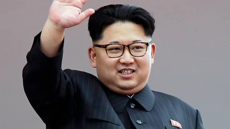 Führt Nordkorea mit eiserner Hand: Kim Jong-un.