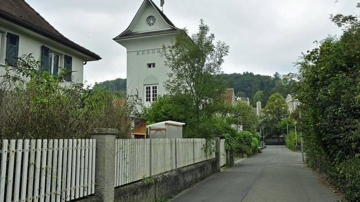 Die ehemalige Transformerstation des EW Aarau am Bündtenweg soll ebenfalls auf die Liste der «Besonderen Bauten».