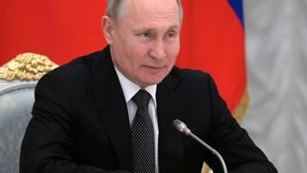 Der russische Präsident will nicht durch Doppelgänger vertreten werden.