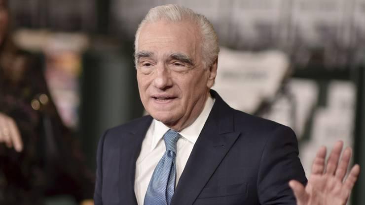 Humorvoller Vater: US-Regisseur Martin Scorsese fand das Weihnachtsgeschenk mit Seitenhieb seiner Tochter sehr lustig.