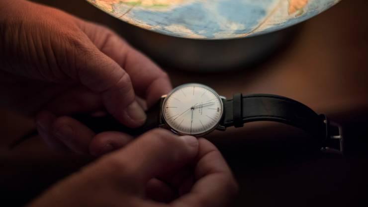 Nicht vergessen: Am Sonntagmorgen werden die Uhren eine Stunde vorgestellt.