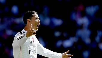 Glanzauftritt von Cristiano Ronaldo beim 9:1-Kantersieg von Real