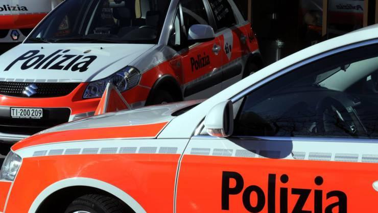 Die Kantonspolizei Tessin ist im Einsatz wegen eines Tötungsdelikts an einem 73-jährigen Mann in Chiasso TI. (Symbolbild)