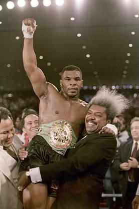 Tyson ist einer der erfolgreichsten Schwergewichtsboxer aller Zeiten.
