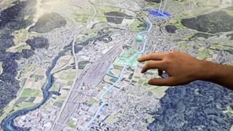 Die Limmatstadt AG hat unter anderem Projekte wie das Limmattal-3D-Modell umgesetzt. Dass sie nun auch die regionale Standortförderung im Auftrag der Gemeinden übernehmen soll, sorgt im Dietiker Parlament für kritische Fragen.