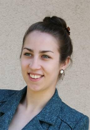 Die Bekleidungsgestalterin aus Elfingen arbeitet bei «Anna Lombardi – Con Stile».