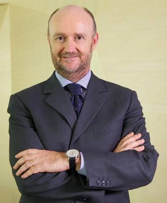 Nestlé-Manager Marco Settembri.