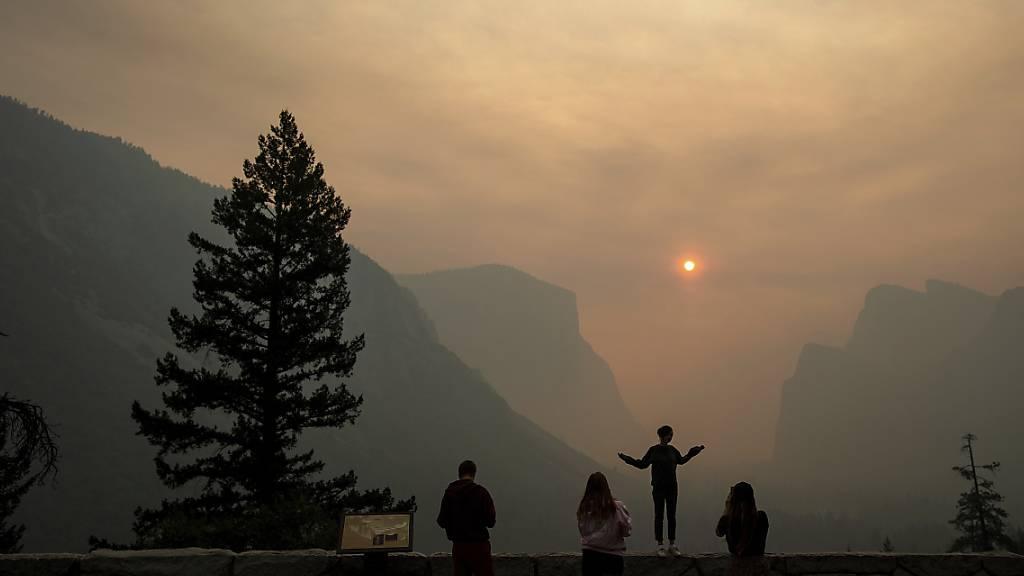 Yosemite-Park startet Reinigungsaktion nach Magen-Darm-Erkrankungen