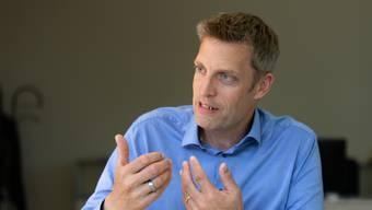 Sacha Peter ist seit Januar Chef des kantonalen Amtes für Raumplanung.