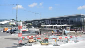 Der Regierungsrat verlangt vom Einkaufszentrum Kaiserhof eine Umweltverträglichkeitsprüfung. nbo