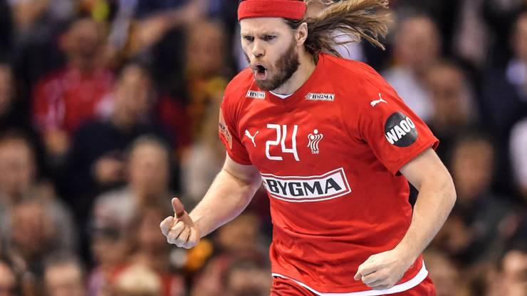 Mikkel Hansen zeigte eine überragende Leistung