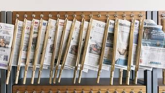Trotz steigenden Abo-Zahlen sieht es für viele Schweizer Medien derzeit finanziell düster aus. (Archivbild)