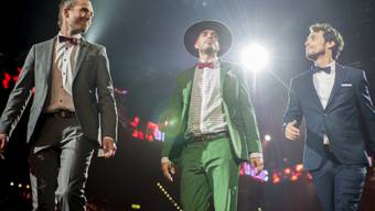 Beste Gruppe beim Swiss Music Awards: Lo and Leduc