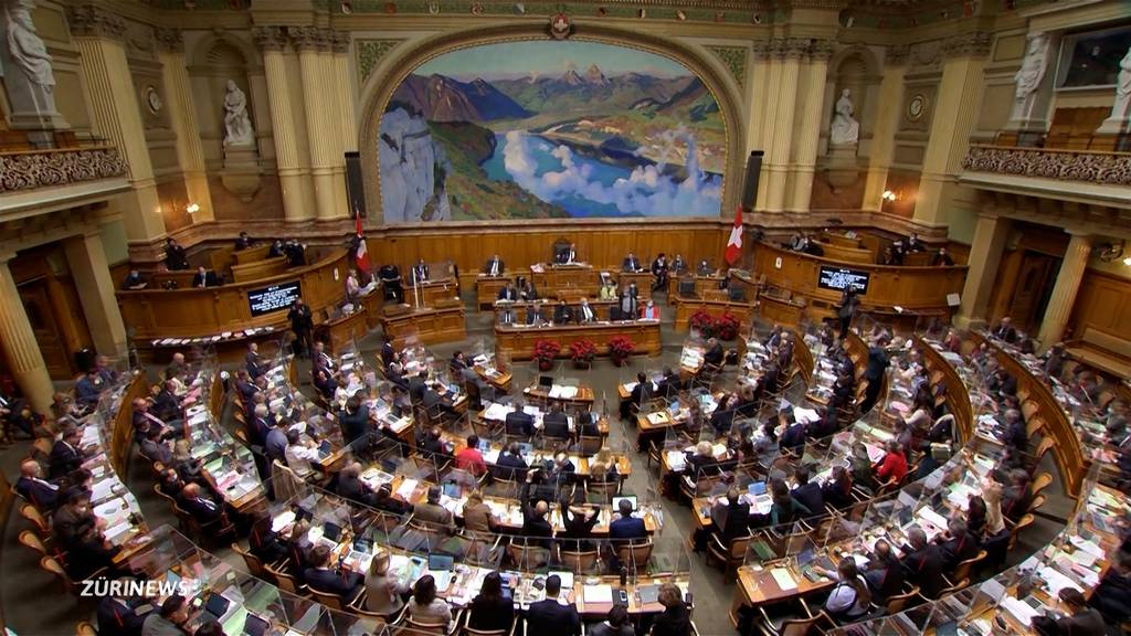 Parlamentarier wollen für Session doch noch Zertifikatspflicht