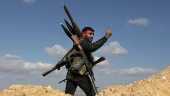 Fast jede dritte weltweit verkaufte Waffe hatte in den vergangenen fünf Jahren einen Abnehmer im Nahen Osten. (Symbolbild)