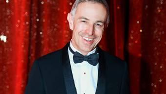 Fasziniert von der Welt der Artisten: Dani Fohrler moderiert das 41. Internationale Zirkusfestival Monte Carlo. (SRF)