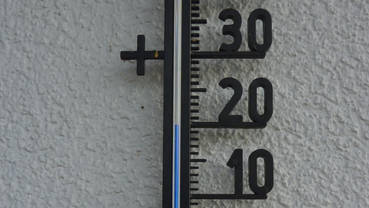 Auf dem Höhepunkt stieg die Temperatur mit 17,2 Grad auf die höchste Februar-Nachttemperatur seit Messbeginn. (Symbolbild)