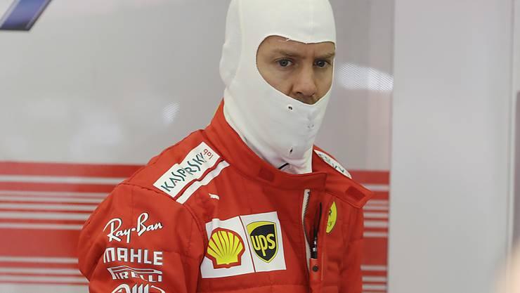 Bester Startplatz beim GP von Bahrain: Sebastian Vettel