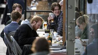 In Schweden wurden Restaurants nie geschlossen.